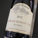 GUYOT ROUGE CHAMBOLLE MUSIGNY 1ER CRU LES FUEES 2015