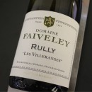 FAIVELEY BLANC RULLY LES VILLERANGES 2015