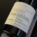 BARRAL ROUGE FAUGERES VALINIERE 2014
