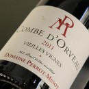 PERROT MINOT ROUGE CHAMBOLLE MUSIGNY LA COMBE D'ORVEAU 2011