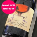 BARROCHE ROUGE CHATEAUNEUF DU PAPE FIANCEE 2016