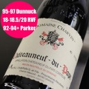 CHARVIN ROUGE CHATEAUNEUF DU PAPE 2016 MAGNUM