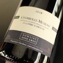 ANNE GROS ROUGE CHAMBOLLE MUSIGNY LA COMBE D'ORVEAU 2018 MAGNUM