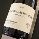 BUISSON CHARLES ROUGE CORTON BRESSANDE GRAND CRU 2018
