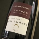 TUNNEL ROUGE CORNAS 2017