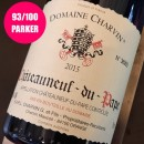 CHARVIN ROUGE CHATEAUNEUF DU PAPE 2015