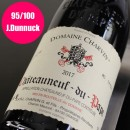 CHARVIN ROUGE CHATEAUNEUF DU PAPE 2017
