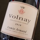 COMTE ARMAND ROUGE VOLNAY 2018