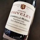 FAIVELEY ROUGE CHAMBOLLE MUSIGNY 1ER CRU LES AMOUREUSES 2018